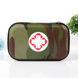 Portable Outdoor Travel First Aid Kit Medicine Bag Home Mini Medical Box Emergency Survival Pill Case Storage Bag Organizer