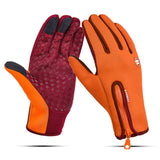 R&BK Touch Screen Windproof Gloves