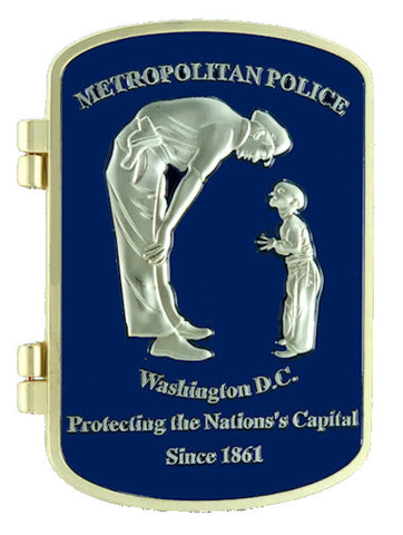 MPDC Call Box Challenge Coin