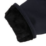 R&BK  Waterproof Fleece Thermal Heated Gloves