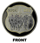 Metropolitan Police, D.C. Emergency Response Team Challenge Coin