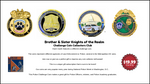 Brother & Sister Knights of the Realm Challenge Coin Collectors Club