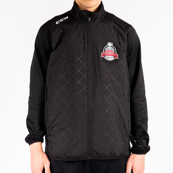OMHA Champions Quilted Jacket