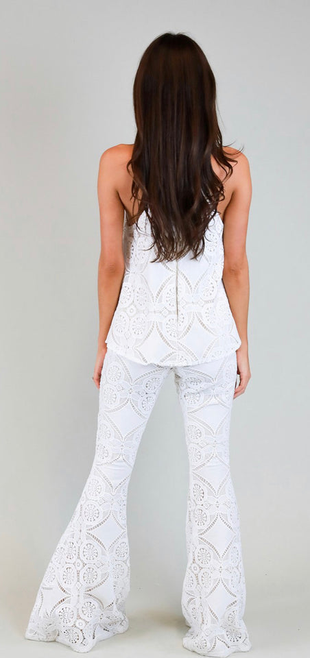 French Quarter Flare Pant