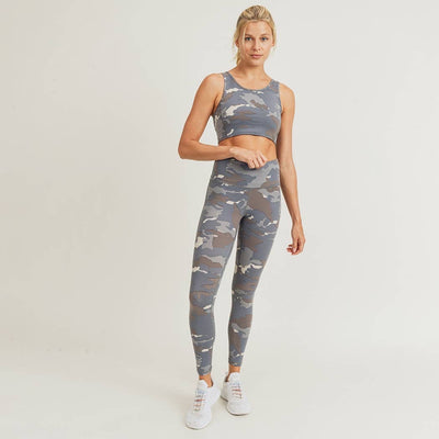 Blue Tundra Highwaist Leggings
