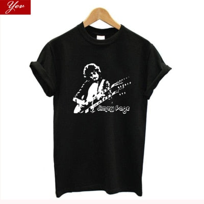 Led Zeppelin Hard Rock T-Shirt