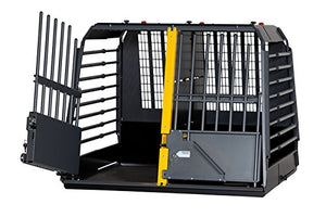 4x4 North America Variocage Double Crash Tested Dog Cage, max