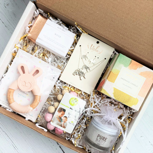 Mommy & Me Baby Girl Box