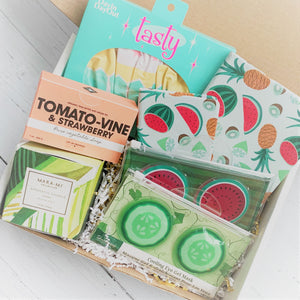 Mommy & Me Tropical Spa Box