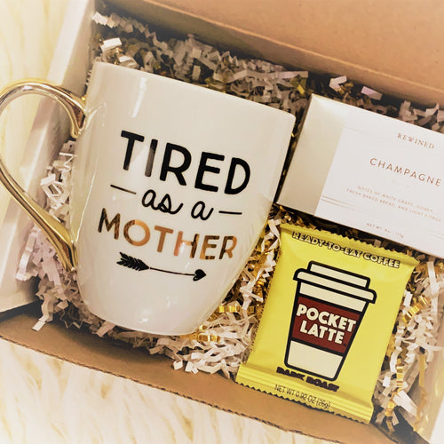 Tired Mama Mini Box