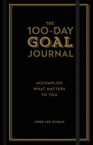 100 Day Goal Journal