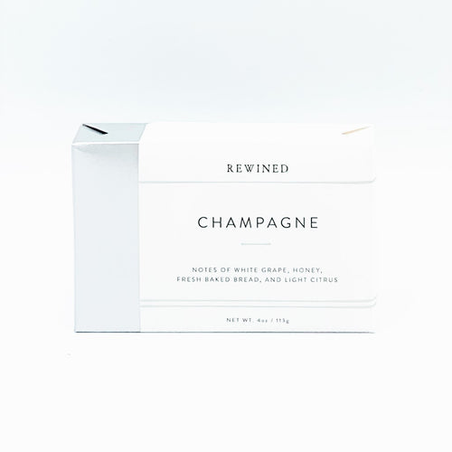 Champagne Scented Soap