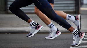 adidas sportswear and running shoes