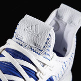 adidas Pure Boost ZG Running Shoes - White Collegiate Royal - Gymzey.com