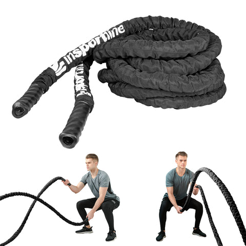 Battle Rope WaveRope 38mm x 9m - Gymzey.com