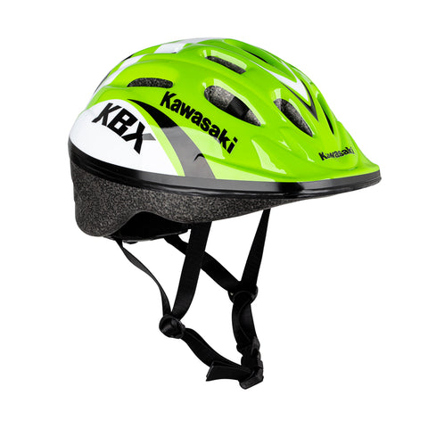 Lightweight Bicycle Helmet Kawasaki - Green - Gymzey.com