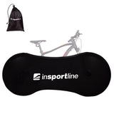 Stylish Machine Washable Elastic Bike Cover - Black - Gymzey.com