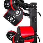 12 Targets Steel Boxing Trainer BoxHeist - Adjustable up to 6.3ft