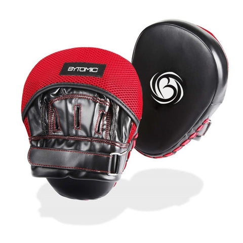 Bytomic Youth Curved Focus Mitts - Gymzey.com