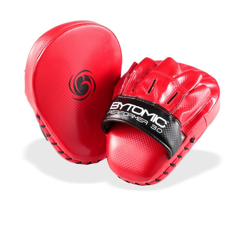 Bytomic Performer V3 Focus Pads - Red - Gymzey.com
