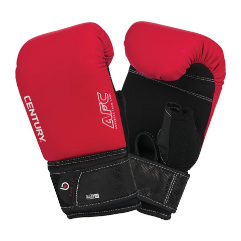 Century Brave Oversize Bag Gloves - Red/Black - Gymzey.com