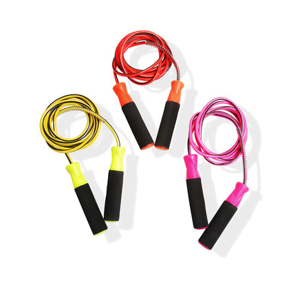 Foam Handle Skipping Rope - Gymzey.com