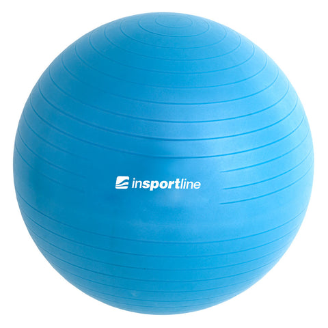 Gym Ball TopBall 75 cm with Pump - Blue - Gymzey.com
