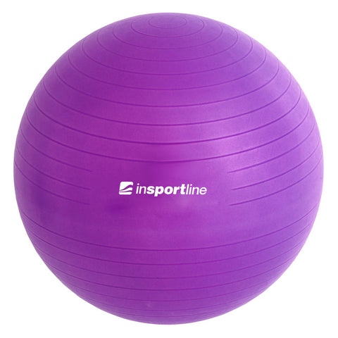 Gym Ball TopBall 75 cm with Pump - Purple - Gymzey.com