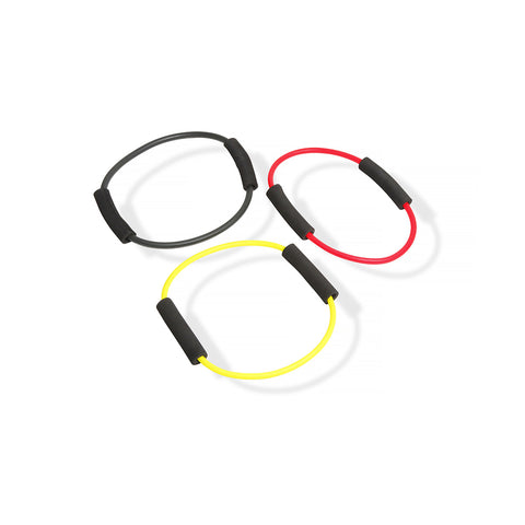 O-Shape Resistance Band - Heavy (Black) - Gymzey.com