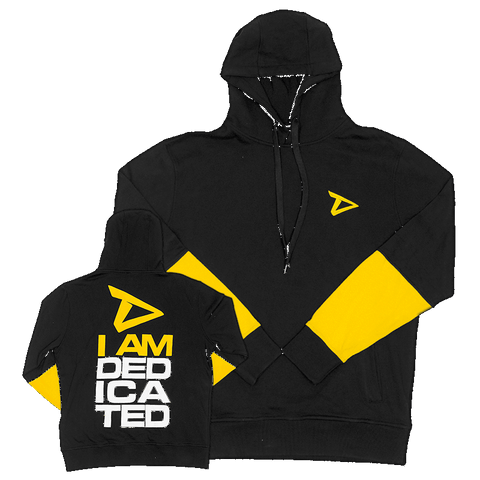 DEDICATED Pullover Hoodie - Gymzey.com