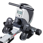 Magnetic Rowing Machine Ocean, Quality Steel Frame, 8 Levels, LCD, Save £60 - Gymzey.com