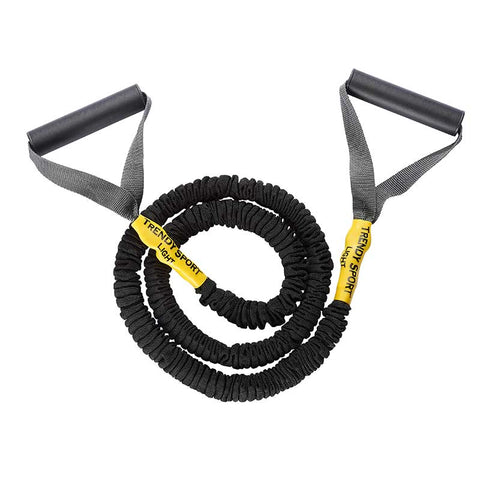Power Tube Resistance Band - Light (Yellow) - Gymzey.com