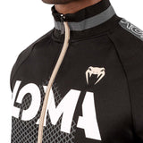Venum Arrow Track Jacket Loma Edition Black/White - Gymzey.com