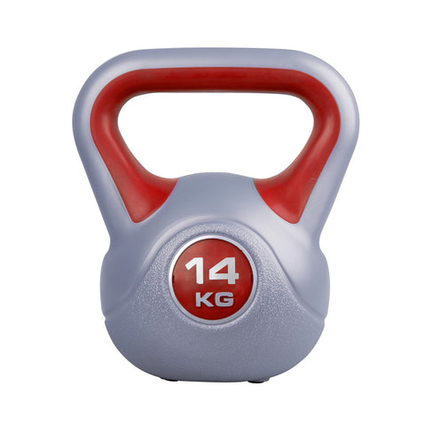 Triangle Grip Kettlebell with Rubber Pads - 14kg - Gymzey.com