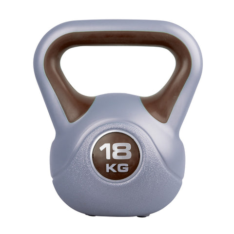 Triangle Grip Kettlebell with Rubber Pads - 18kg - Gymzey.com