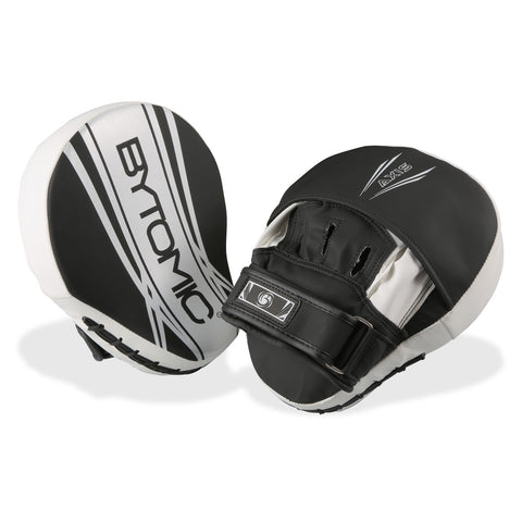 Axis V2 Focus Mitts Black/White - Gymzey.com
