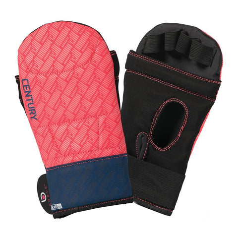 Century Brave Ladies Bag Gloves - Coral/Navy - Gymzey.com