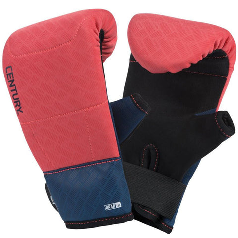 Century Brave Ladies Neoprene Bag Gloves - Coral/Navy - Gymzey.com