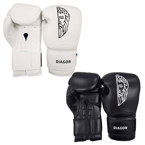 Diagor Olympic Elite Boxing Gloves - 2 pairs - 14oz