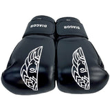 Diagor Olympic Boxing Gloves 10oz Black