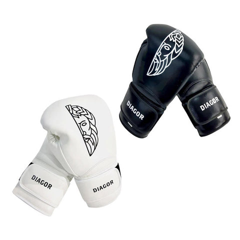 Diagor Olympic Boxing Gloves - 2 pairs - 12oz - Gymzey.com