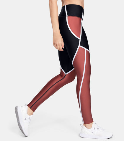 Under Armour HeatGear® Armour Edgelit Leggings - Gymzey.com