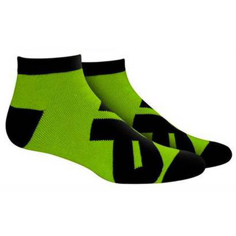 MusclePharm Sports Low Socks - Green - gymzey-com