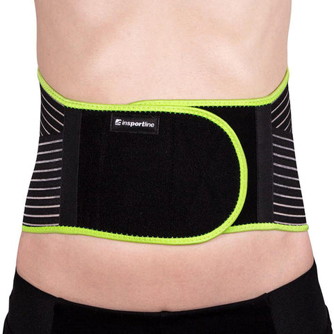 Magnetic Bamboo Kidney Belt for Back Support - Gymzey.com