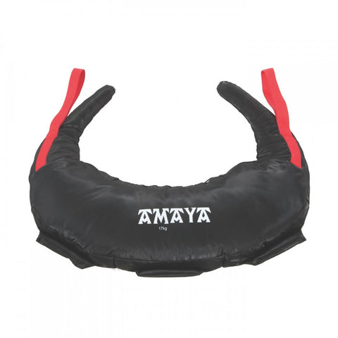 Amaya Bulgarian Weighted Heavy Bag - 17kg - Gymzey.com
