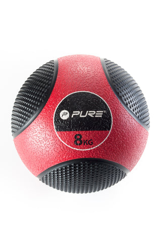Pure 2 Improve Medicine Ball - 8kg - Gymzey.com
