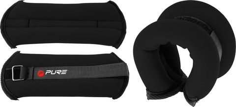 Pure 2 Improve Ankle & Wrist Weights - 2 x 0.5kg - Gymzey.com