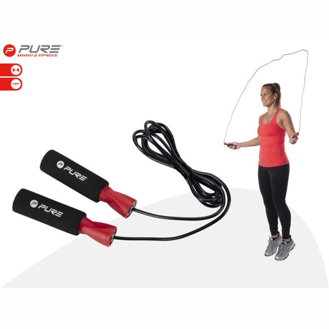 Pure 2 Improve Skipping Rope with Bearings