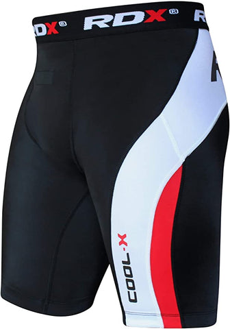 RDX Cool-X Thermal Compression Shorts - Gymzey.com