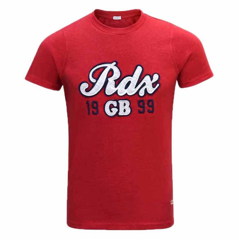 RDX Great Britain T-shirt Muscle Fit - Gymzey.com